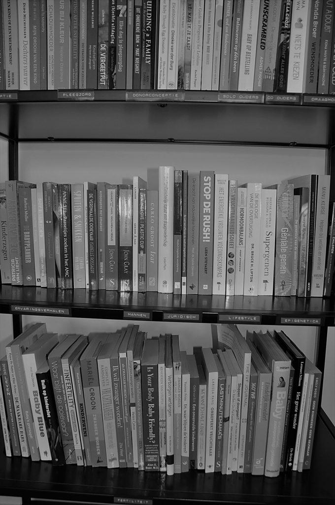 boeken ervaringsverhalen ivf