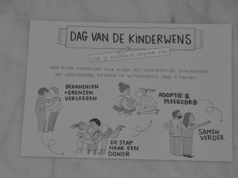 Dag van de Kinderwens: En wat hebben we geleerd vandaag?