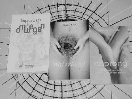 Boeken met ervaringsverhalen over fertiliteit/ IVF : de absolute top 3!
