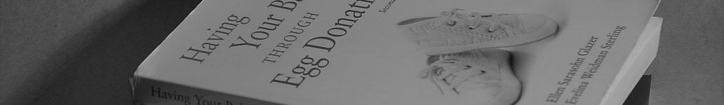 IVF met eiceldonatie: 3 onmisbare boekentips!