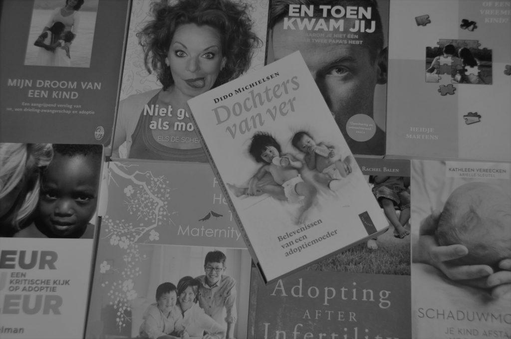 boeken adoptie na ivf